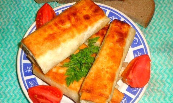 Лаваш с рыбой рецепты пошагово