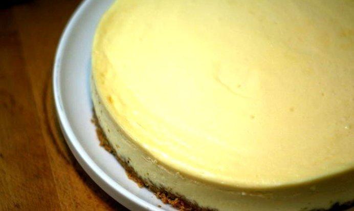 Лимонный чизкейк без выпечки рецепт пошагово