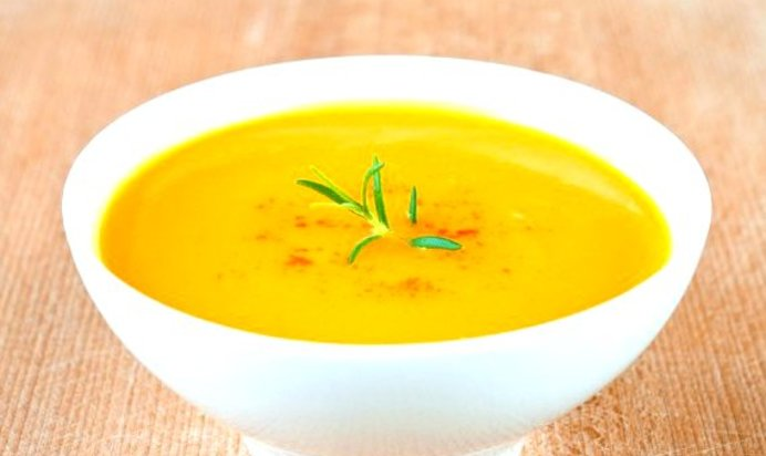 Рецепты постных тыквенных супов