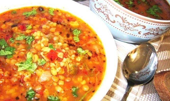 суп из чечевицы турецкий рецепт с фото пошагово