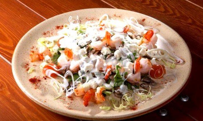 Салат с крабовым мясом фоторецепты