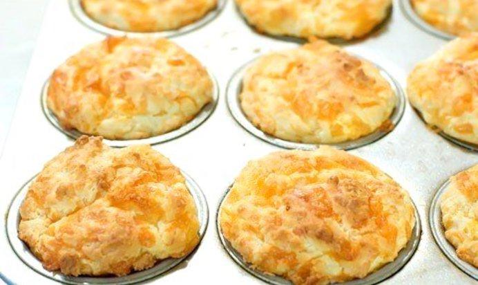 Куриные кексы рецепт с фото