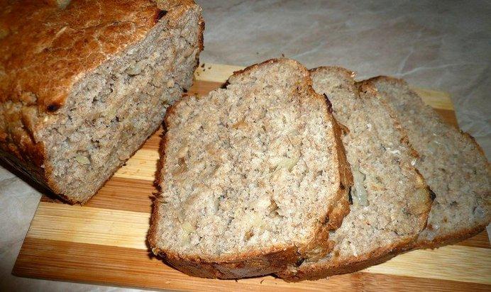 Луковый хлеб в духовке рецепт с пошагово