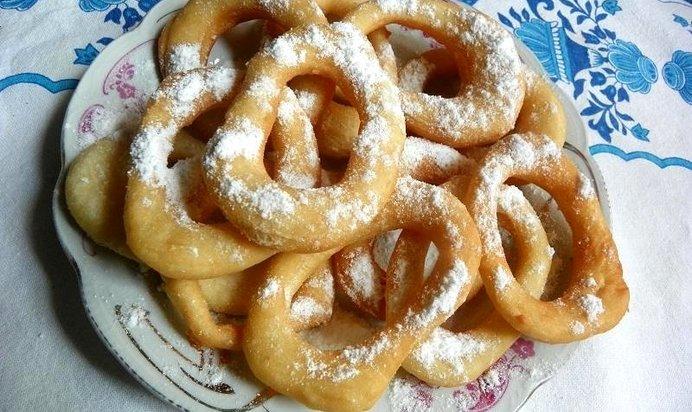 Нежные пончики рецепт пошагово