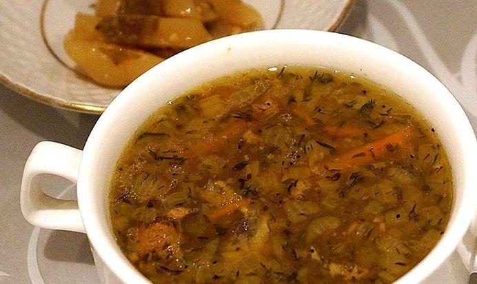 суп из тушенки рецепты с фото