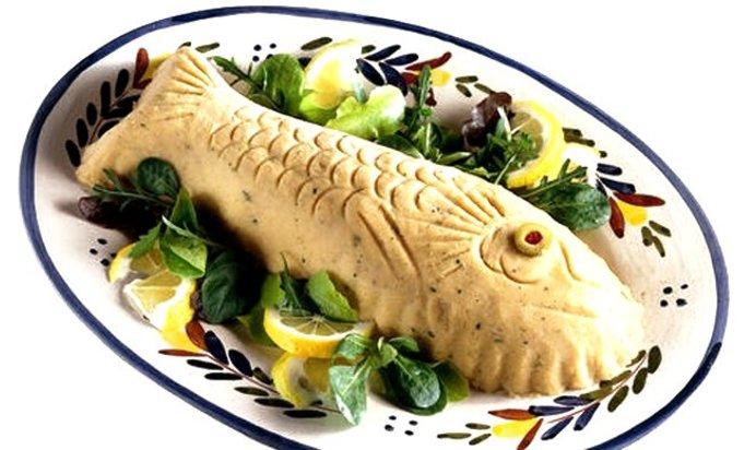 Простые блюда из рыбыы с фото простые