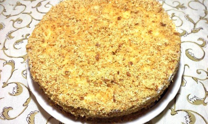 Кекс медовый пошаговый рецепт с