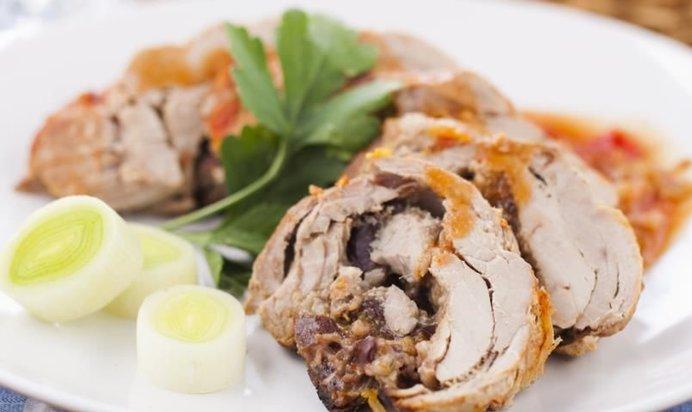 Филе из свинины рецепт пошагово