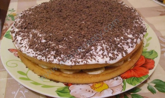 Бисквитные коржи для торта с пошаговым фото