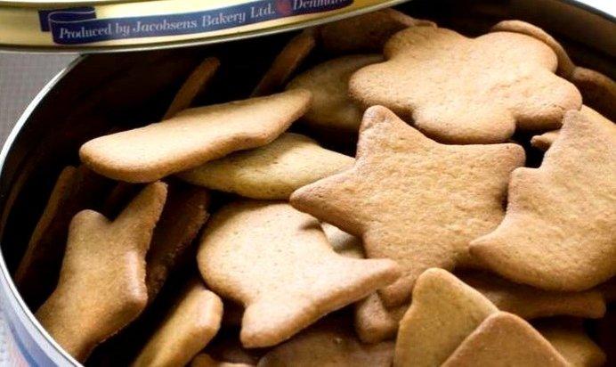 Имбирное печенье без кардамона рецепт