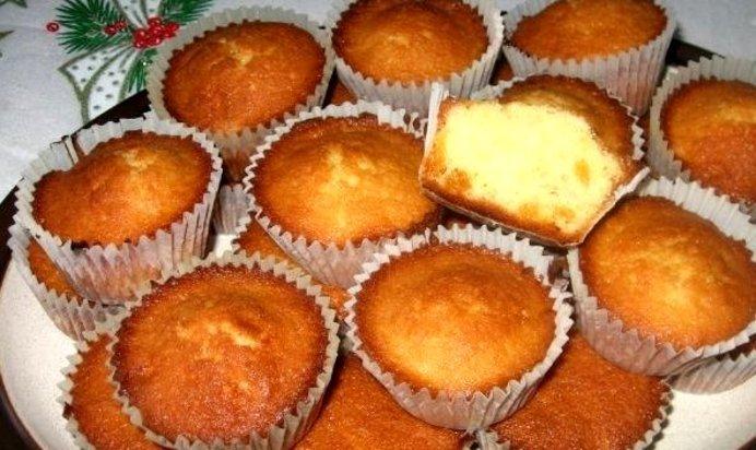 Вкусные домашние кексы рецепты пошагово в