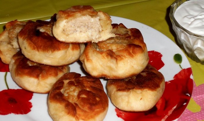 Татарская кухня с пошагово