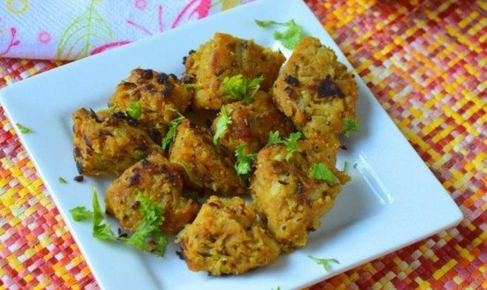 Котлеты капустные с овсянкой рецепт пошагово в