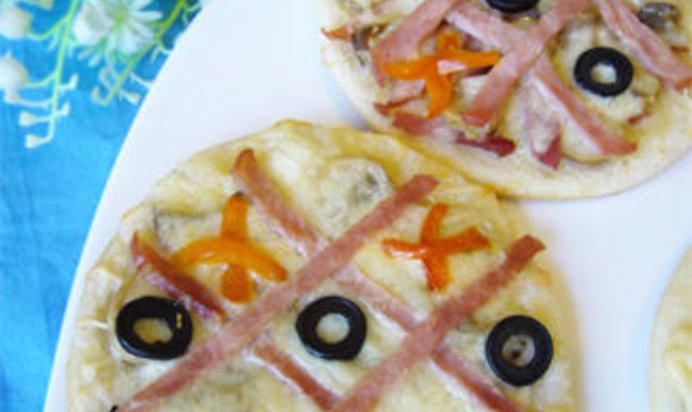 Пицца детская рецепт в домашних условиях