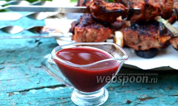 Вкусные и простые соусы к мясу рецепты пошагово простые