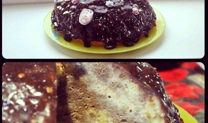 Торт банановый рецепт с фото пошагово в домашних условиях 494