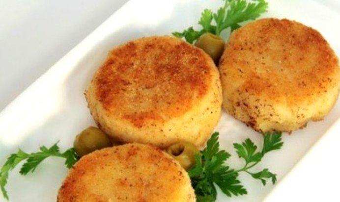 Картофельные котлеты постные рецепт пошагово с фото