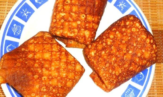 Блины рисом рецепт пошаговым фото