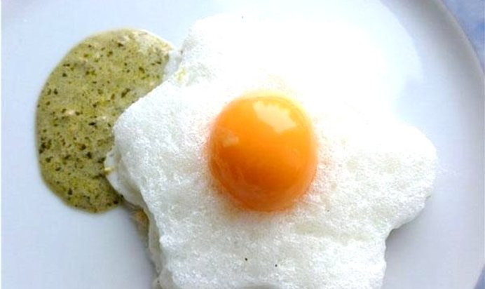 Замороженные яйцо как сварить
