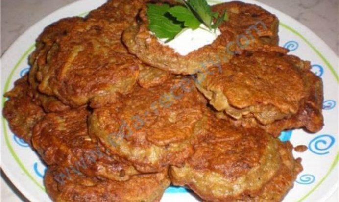 Печёночные котлеты из куриной печени рецепт пошагово