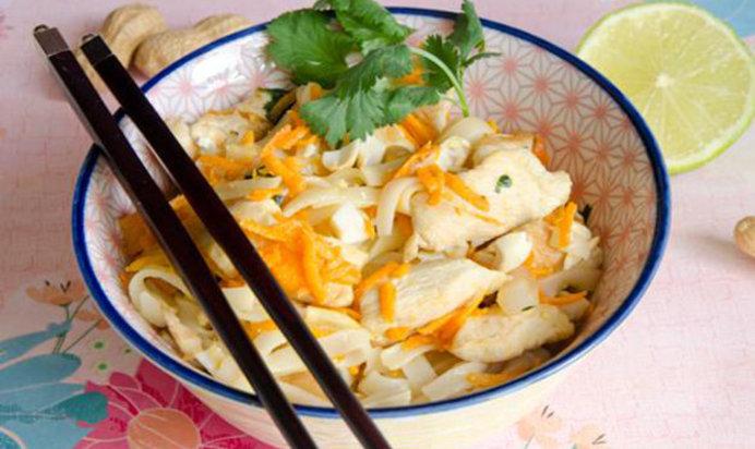 Рисовая лапша пошаговые рецепты