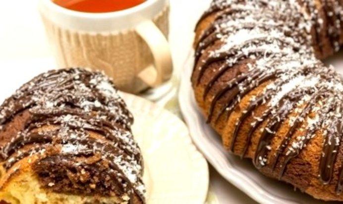 Маффины с какао рецепт с фото пошагово