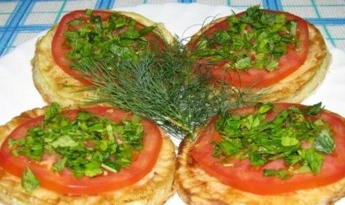 Блюда в духовке с ананасами