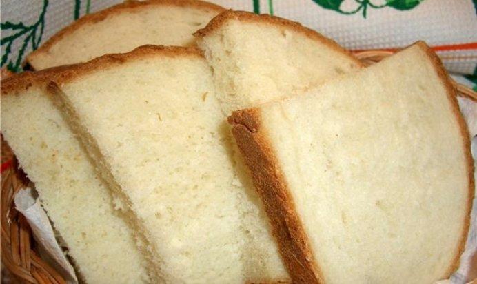 Хлеба в хлебопечке пошагово с фото