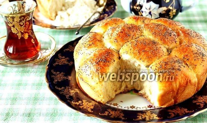 Турецкий хлеб рецепты с фото