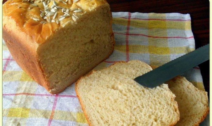 Домашний хлеб рецепт фото пошагово