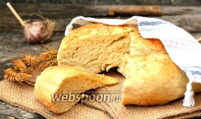 хлеб пшеничный рецепт фото