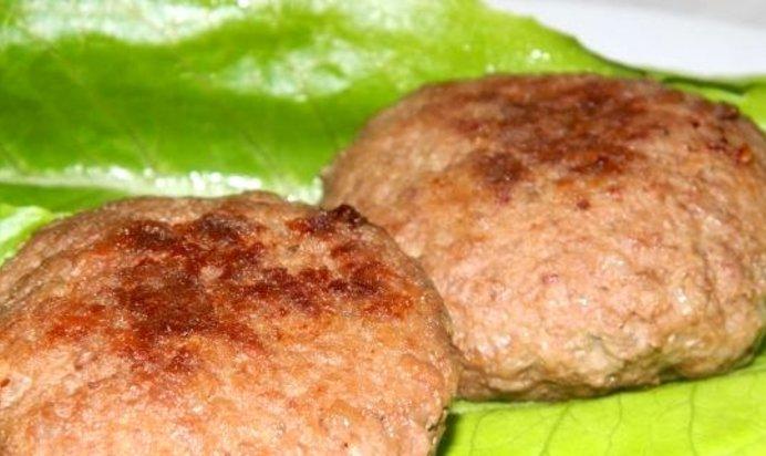 Рецепт котлет из говядины с фото пошагово