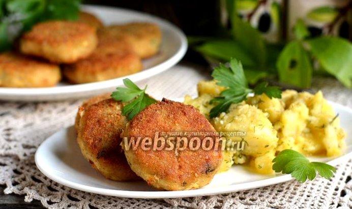 Котлеты из рыбы с салом рецепт пошагово в