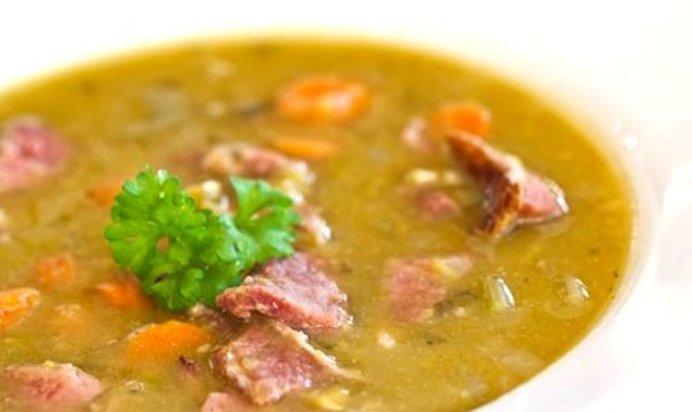 Суп гороховый со свининой в мультиварке рецепты с фото