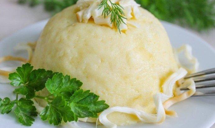 Мамалыга по-грузински пошаговый рецепт с