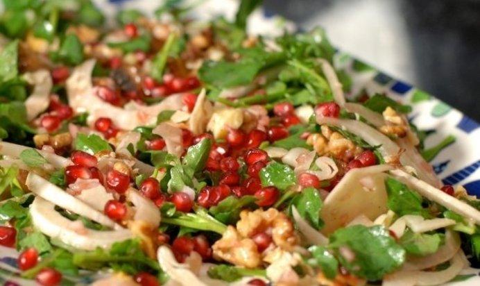 Кресс салат рецепт с