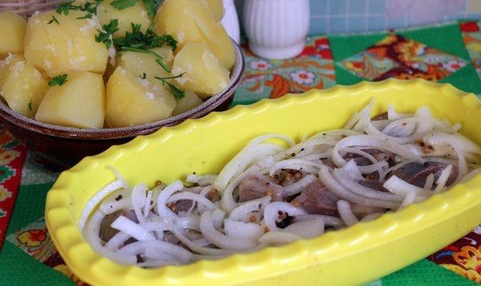 Простые блюда из вешенкиы