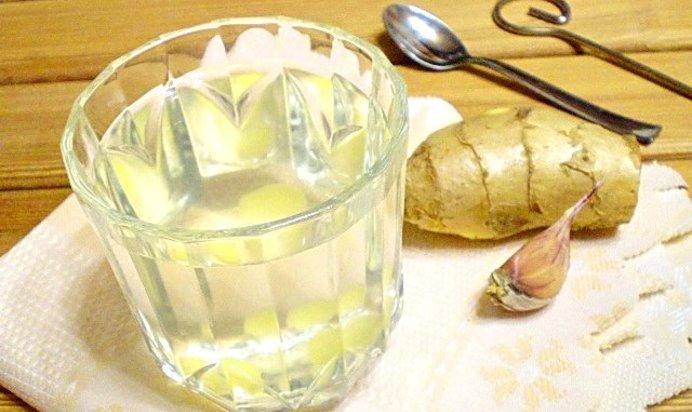 როგორ brew ginger გაღრმავებას potency