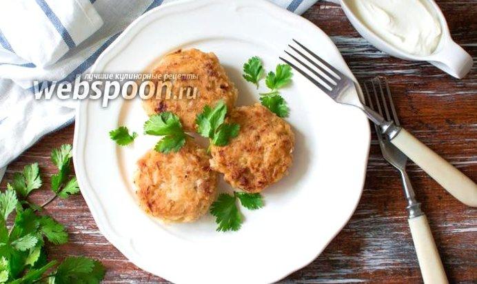 Капустные с мясом котлеты рецепт с фото пошагово