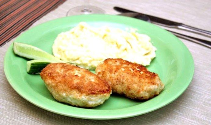 Блюдо с куриным фаршем как вкусно приготовить