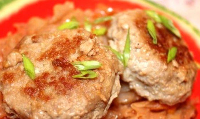 Рыбные котлеты со свининой рецепт