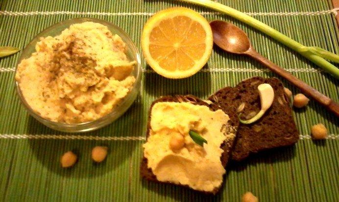 Хумус рецепт с пошагово