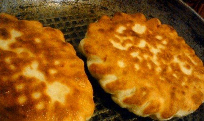 пирожки из кислого молока фото рецепт появилась