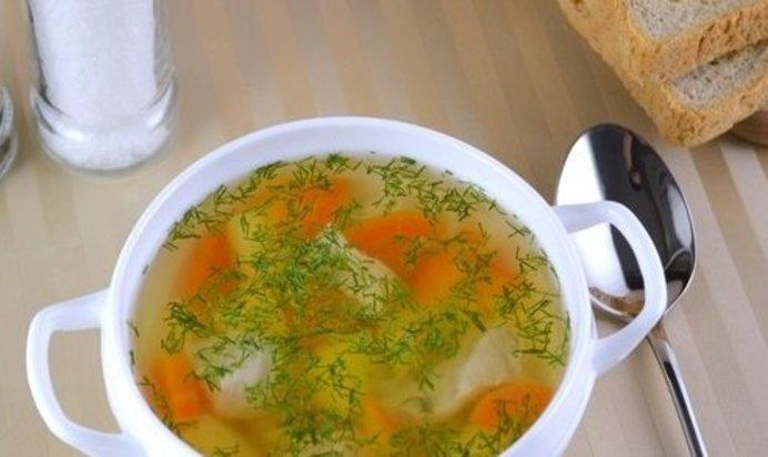 Простой рецепт супа с мясом пошаговым