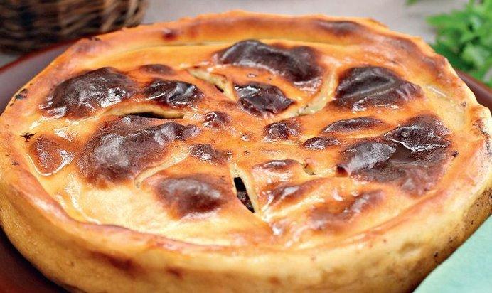 Осетинские пироги с курицей рецепт пошагово