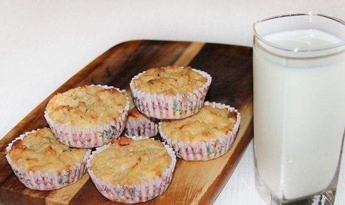 Маффины с творогом рецепты с пошаговые рецепты