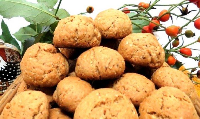 Харламов печенье овсяное с медом возьметесь