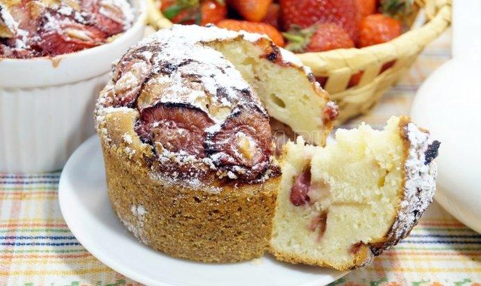 Простой рецепт вкусного кекса пошагово