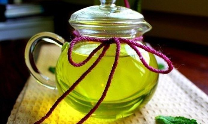 Рецепт мятного сиропа в домашних условиях