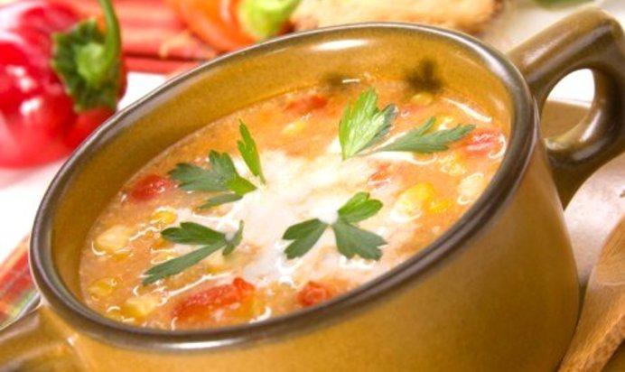 Вкусный суп с капустой рецепт с фото